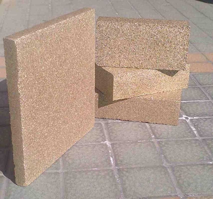 Плиты вермикулитовые ПВТН 1200x600x20 - 100